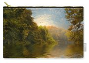 Autumn Kissed Carry-all Pouch