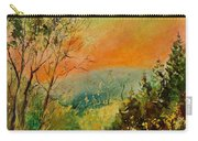 Autumn Landscape 5698 Carry-all Pouch