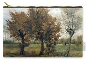 Autumn Landscape, By Vincent Van Gogh, 1885, Kroller-muller Muse Carry-all Pouch