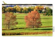 Autumn Landscape Dream Carry-all Pouch by James BO  Insogna