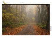 Autumn Lane Carry-all Pouch by Mike  Dawson