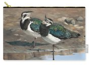 Autumn Lapwings Carry-all Pouch