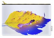 Autumn Leaf Abstract Carry-all Pouch