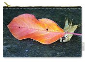 Autumn Leaf In August Carry-all Pouch