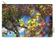 Autumn Leaves 243 L Carry-all Pouch
