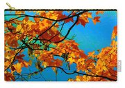 Autumn Leaves 7 Carry-all Pouch