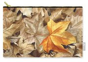 Autumn Leaves Series 2 Carry-all Pouch