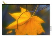 Autumn Maple Leaf Carry-all Pouch