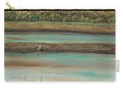 Autumn Marsh And Bird Carry-all Pouch