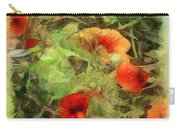 Autumn Masquerade Carry-all Pouch