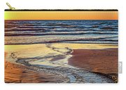 Autumn Merging - Sauble Beach 6 Carry-all Pouch