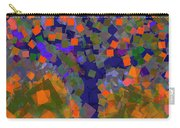 Autumn Message Tree Carry-all Pouch
