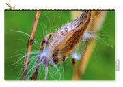 Autumn Milkweed 7 Carry-all Pouch