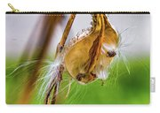 Autumn Milkweed 9 Carry-all Pouch