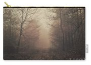 Autumn Mists Carry-all Pouch