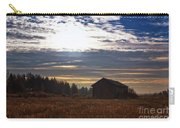 Autumn Morning On The Fields Carry-all Pouch