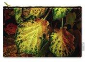 Autumn Motif Carry-all Pouch