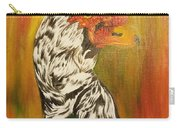 Autumn Muscovy Portrait Carry-all Pouch