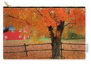 Autumn Near New Germany, Nova Scotia Carry-all Pouch