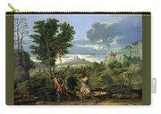 Autumn Nicolas Poussin Carry-all Pouch