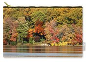 Autumn On Canoe Brook Lake Carry-all Pouch