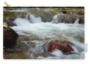 Autumn On Jackson Creek Carry-all Pouch