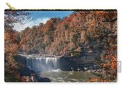 Autumn On The Cumberland  Cumberland Falls Carry-all Pouch
