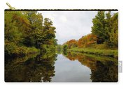 Autumn On The Erie Canal Carry-all Pouch