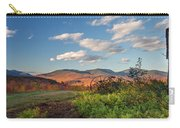Autumn On The Farm Panorama Carry-all Pouch