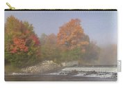 Autumn On The Moose Carry-all Pouch