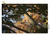 Autumn Orange Trees 2015 Carry-all Pouch