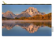 Autumn Oxbow Bend Reflections Carry-all Pouch