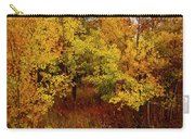 Autumn Palette Carry-all Pouch by Carol Cavalaris
