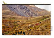 Autumn Peaks In The Rockies Carry-all Pouch