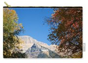 Autumn Peaks Carry-all Pouch