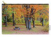 Autumn Picnic Carry-all Pouch