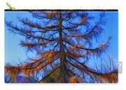 Autumn Pine Tree Carry-all Pouch