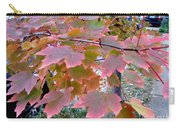 Autumn Pink 2 Carry-all Pouch