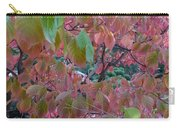 Autumn Pink Poster Carry-all Pouch