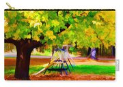 Autumn Playground 1 Carry-all Pouch