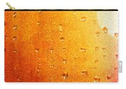 Autumn Raindrops Carry-all Pouch
