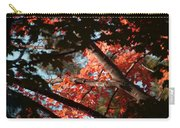 Autumn Red Trees 2015 02 Carry-all Pouch