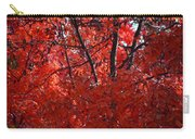 Autumn Red Trees 2015 Carry-all Pouch