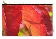 Autumn Reds Carry-all Pouch