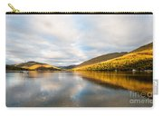 Autumn Reflection At Arrochar Carry-all Pouch