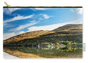 Autumn Reflection, Loch Long Carry-all Pouch