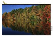 Autumn Reflection Of Colors Carry-all Pouch