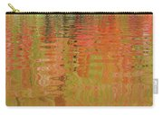 Autumn Reflections Abstract Carry-all Pouch