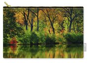 Autumn Reflections On Salt Creek IIi Carry-all Pouch