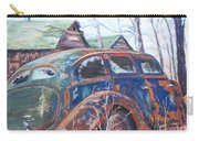 Autumn Retreat - Old Friend Vi Carry-all Pouch